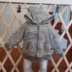 🐢6-9m baby boy zip up hoodie jacket🐢